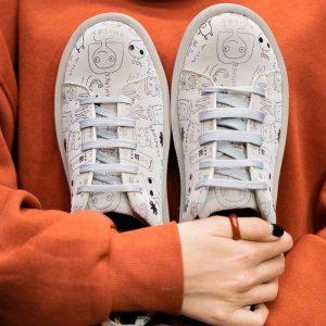 کفش کتوتی سنسور آرش طوسی