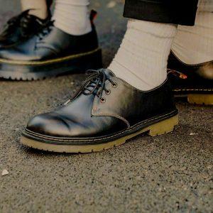 کفش فیوچر مردانه مشکی شبرو