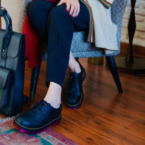 کفش فیوچر زیره قرمز